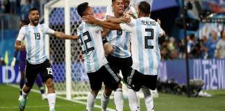 Argentina team will play friendly match from Venezuela and Czech Republic