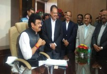 Govind Singh Rajput asked Transport Department New website User Friendly
