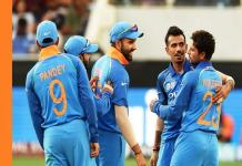 India vs New Zealand first ODI score updates