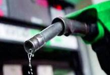Petrol price fall and Diesel price increase