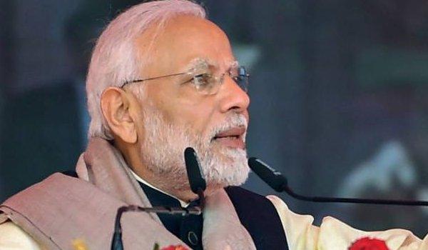 PM Modi attacks congress on kartarpur sahib, anti sikh riots