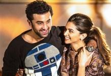 Dipika Padukone and Ranbir Kapoor pair in love ranjan movie