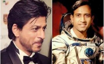 Shah Rukh Khan did not leave Rakesh Sharma's biopic