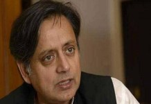 Shashi Tharoor blame on Padmannabh Swami temple with pm was stopped entering