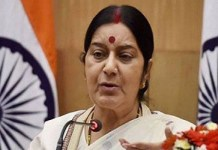Increasing strength of migrants in the world is important for India: Sushma Swaraj