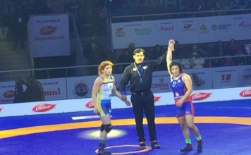 UP Dangle defeated Mumbai Maharathi by 4-3 in Pro Wrestling League
