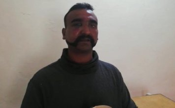 Pakistan releases video of IAF Pilot wing commander abhinandan