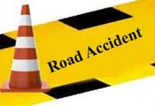 Seven people death in Ambulance and car collision in Mathura