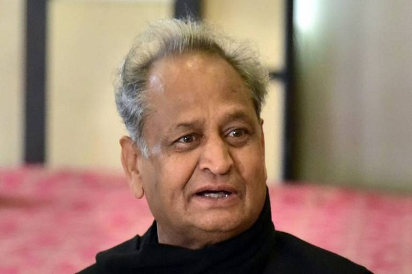 Gehlot applied seventh pay scale in technical university and engineering colleges
