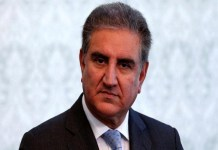 Mahmood Qureshi writes to Security Council President on India and Pakistan Stress