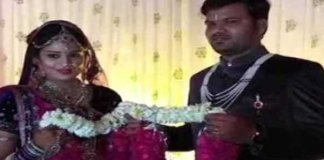 Indian boy and Sri Lankan girl fell in love, gets married in Mandsaur
