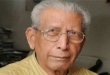 famous critic of hindi literature namvar singh passed away at 92