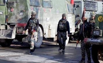 Four jawans including Major killed in Pulwama encounter and two terrorists killed