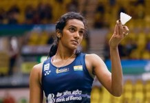 PV Sindhu reached the semi-finals of the 83rd Senior National Badminton Championship
