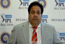 Rajeev Shukla says no possibility of cricket series between India and Pakistan