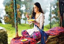 Sarah Ali Khan unveils her diet