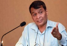 Suresh Prabhu launches 1,000 crores projects