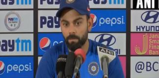 Virat Kohli told the team be balanced losing the ODI series 2-3