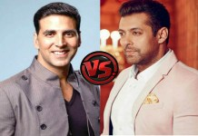Salman Khan and Akshay Kumar will hit the box office