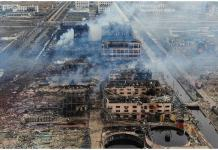 China chemical plant explosion killed 64, 28 people still missing