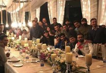 MS Dhoni hosts Team India for dinner at Ranchi home