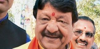Kailash Vijayvargiya questions Rahul Gandhi's leadership capacity