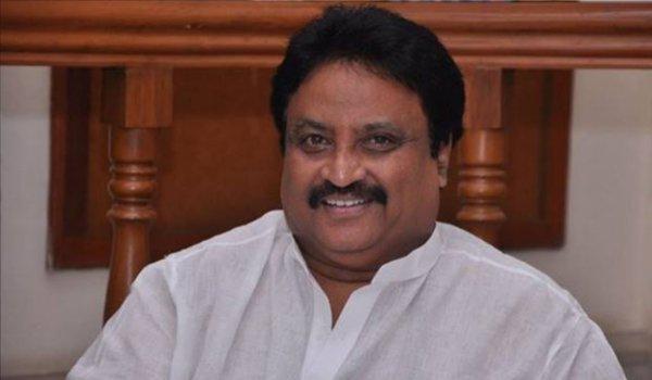 denied ticket, TRS MP Jithender Reddy joins BJP