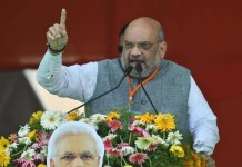 Amit Shah says Rahul can be silent on issue of two pm in country, not BJP
