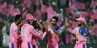 Rajasthan Royals will be out of playoffs if they lose to Mumbai Indians