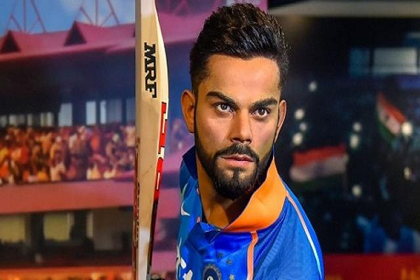 ICC World Cup 2019: Virat Kohli wax statue unveiled at Lords