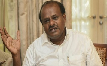Kumaraswamy attack BJP on exit poll