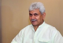 Manoj Sinha expressed gratitude towards cooperation, support and affection