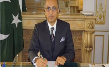Moin ul Haq becomes Pakistan's new High Commissioner to India