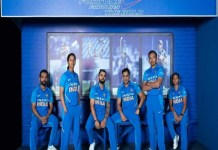 Indian team jersey changes in some matches of World Cup