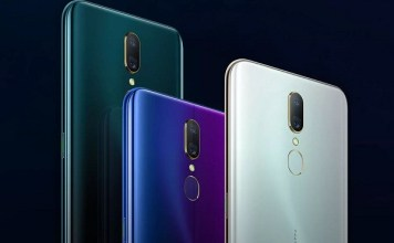 Oppo a9x with 48mp rear camera listed online
