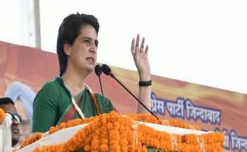 priynka Gandhi likened pm Modi as 'arrogant' and compared him to 'Duryodhana'