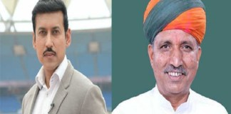 Two Union Ministers stake in Second phase of Lok Sabha elections in Rajasthan
