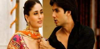 Shahid Kapoor considers seen with Kareena Kapoor in jab ve met movie