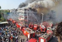 Surat fire toll rises to 23, two students on ventilator
