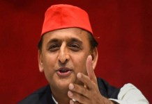 Akhilesh Yadav says People learn how to be safe in up