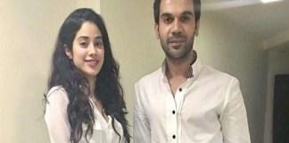 Jahnavi Kapoor will work with Rajkumar Rao