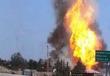 One killed in California gas explosion and 15 others injured