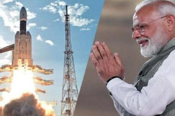 Chandrayaan-2 launches special moment of glorious history of the country Modi