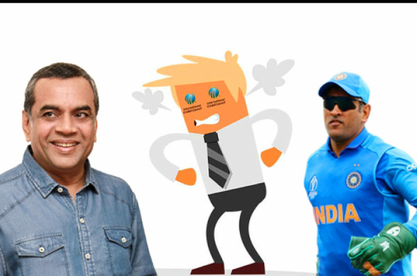 Paresh Rawal on ICC Rules