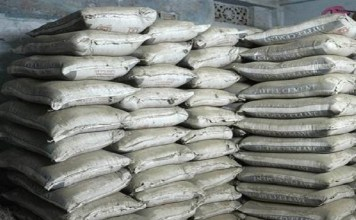 satna cement rate today