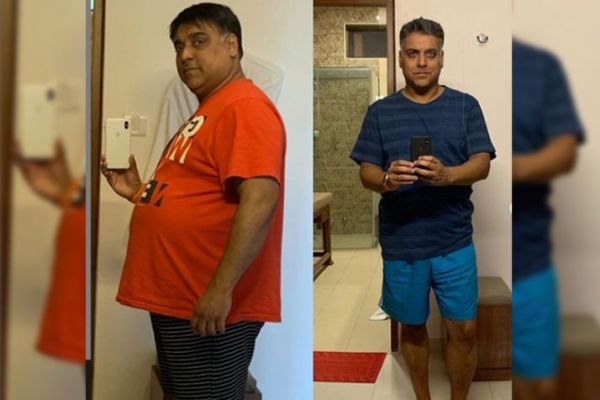 Ram Kapoor fat to fit