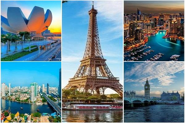 world-top-5-tourist-destinations
