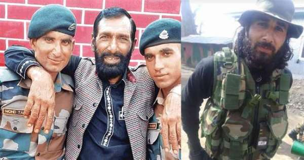martyr aurangzeb brothers Join Indian army, says- take the revenge from terrorists