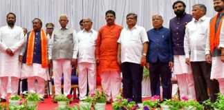 BSY expands Karnataka Cabinet, brings in 7 new faces