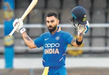 virat kohli completed his 11 years in international cricket